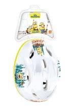 Detské prilby - Prilba Mimoni Mondo veľkosť 52-56 bielo-žltá_4