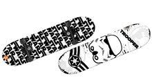 MONDO 28161 skateboard Star Wars svietiaci 80*20 cm, 2-stranná potlač, 9 Layers PVC 50*36 mm PP5