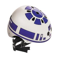 Detské prilby - Prilba Star Wars Mondo veľkosť 52-56 bielo-modrá_0