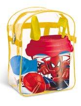 Vedierka do piesku - Batoh s vedro setom Spiderman Mondo (výška vedra 17 cm) od 18 mes_6