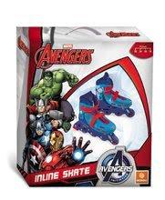 Dječje koturaljke - Role Avengers Mondo inline veličina 33-36 4-kotača od 5 godina_2