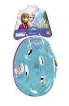 Detské prilby - Prilba Frozen Mondo veľkosť 52-56 tyrkysovo-ružová_0