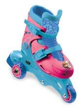 Detské kolieskové korčule - Kolieskové korčule Frozen Mondo inline veľkosť 29-32 3-kolieskové od 5 rokov_1