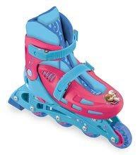 Detské kolieskové korčule - Kolieskové korčule Frozen Mondo inline veľkosť 33-36 4-kolieskové od 5 rokov_1