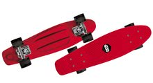 MONDO 28323 skateboard STAR WARS CRUISER PP Deck,ABEC7, PU 60*45mm, 57*15 cm modrý