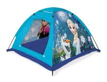 Gyermek sátor Frozen Garden Mondo kék táskában 120*120*87 cm MON28392