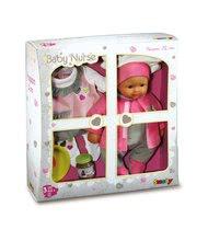 SMOBY 160060 Baby Nurse 32 cm bábika v o