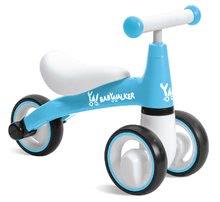 Bébitaxi Baby Walker Blue Mondo kék ergonomikus üléssel 18 hó-tól
