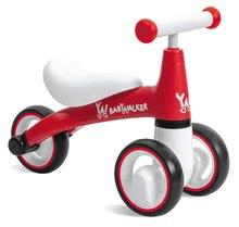 Bébitaxi Baby Walker Red Mondo piros ergonomikus üléssel 18 hó-tól