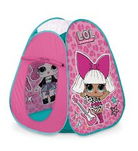 Stan pre deti LOL Pop Up Mondo ružový s okrúhlou taškou