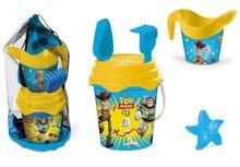 Sieťka taška so 17 cm vedro setom Toy Story Mondo