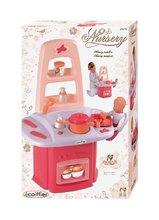 Domečky pro panenky - Přebalovací stolek Nursery Écoiffier pro panenku s kuchyňkou se 14 doplňky od 18 měsíců_1