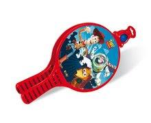 Strand tenisz szett Toy Story Smoby 2 ütővel és labdával