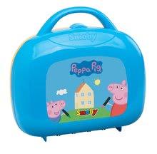 Ručné práce a tvorenie - Výtvarný set Peppa Pig Smoby v kufríku so 60 doplnkami_0