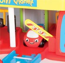Staré položky - Vroom Planet garáž elektrická Smoby so zvukom a svetlom a 1 autíčkom od 12 mes_1