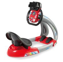 Trenažér pre deti - Elektronický trenažér V8 Cars Ice Driver Smoby so zvukom a svetlom_12