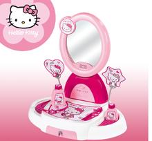 Staré položky - Kozmetický stolík Hello Kitty 2v1 Smoby so stoličkou a 9 doplnkami_0