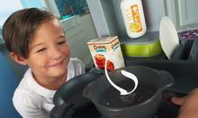 Kuchynky pre deti sety - Set kuchynka Tefal French Touch Bublinky Smoby s magickým bublaním a obedový set so sviečkami_20