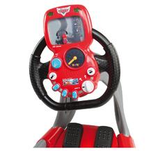 Trenažér pre deti - Elektronický trenažér V8 Cars Ice Driver Smoby so zvukom a svetlom_14