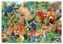 500 darabos puzzle - Puzzle Dzsungel világ Educa 500 db 11 évtől_0