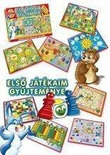 Spoločenské hry pre deti - DOHANY 620 Moje prvé rozprávkové spoloče