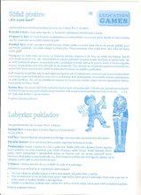 Družabne igre za otroke - DOHANY 619-1 Spoločenská hra - hrou sa u