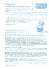 Společenské hry pro děti - DOHANY 619-3 Spoločenská hra - hrou sa u