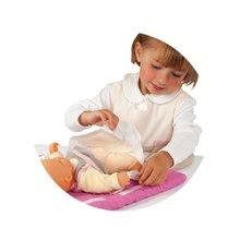 Kočíky pre bábiky sety - Set kočík pre bábiku Maxi Cosi & Quinny 3v1 Smoby (65,5 cm rúčka) a podložka na prebaľovanie_6