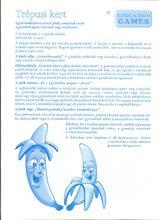Společenské hry pro děti - Společenská hra Tropická zahrada Dohány figurky, kostka a hrací plocha od 4 let_4