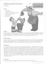 DOHANY 619-6 Spoločenská hra - hrou sa u