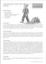 Spoločenské hry pre deti - DOHANY 619-6 Spoločenská hra - hrou sa u