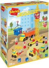 Abrick építőkockák - 2999 c ecoiffier stavebnica zeriav