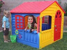 Domečky pro děti - Domeček Happy House PalPlay #VALUE! od 24 měsíců_1