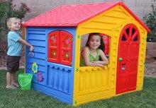 Domečky pro děti - Domeček Happy House PalPlay #VALUE! od 24 měsíců_2