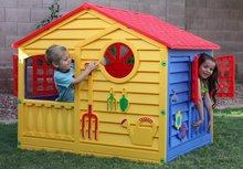 Domečky pro děti - Domeček Happy House PalPlay #VALUE! od 24 měsíců_3