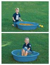 Pískoviště pro děti  - Pískoviště Trojlístek PalPlay modré od 24 měsíců_0
