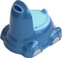 Nočníky a redukcie na toaletu - Nočník auto chrobáčik PalPlay modrý od 12 mes_0