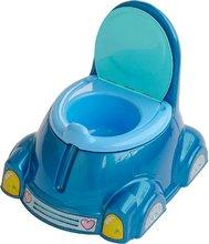 Nočníky a redukcie na toaletu - Nočník auto chrobáčik PalPlay modrý od 12 mes_1