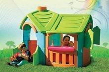 Domčeky pre deti - Domček Triangle Villa PalPlay s kuchynkou a prístavbou_3