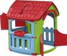 Dětský domeček PalPlay s pracovním stolem a svěrákem