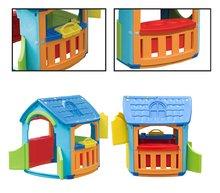 Hišice za otroke - 300 0665 c marianplast domcek