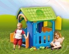 Kerti játszóházak gyerekeknek - 300 0667 b marianplast domcek