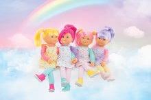 Hračky pro miminka - Panenka Iris Rainbow Dolls Corolle s hedvábnými vlasy a vanilkou fialová 38 cm od 3 let_3
