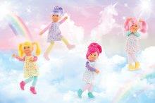 Hračky pro miminka - Panenka Iris Rainbow Dolls Corolle s hedvábnými vlasy a vanilkou fialová 38 cm od 3 let_4