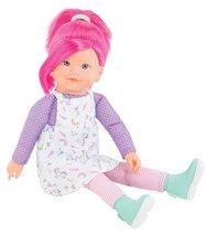 Hračky pro miminka - Panenka Nephelie Rainbow Dolls Corolle s hedvábnými vlasy a vanilkou růžová 38 cm od 3 let_4