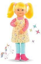 Igrače za dojenčke - Punčka Celeste Rainbow Dolls Corolle s svilnatimi lasmi in vanilijevim vonjem rumena 38 cm od 3 leta_1