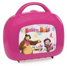 Staré položky - Výtvarný set Máša a medveď Smoby v kufríku so 60 doplnkami_2