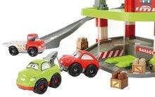 Stavebnice Abrick - Stavebnica rýchle autá - poschodová garáž Abrick Écoiffier s 3 autíčkami od 18 mes_6