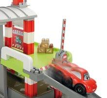 Stavebnice Abrick - Stavebnica rýchle autá - poschodová garáž Abrick Écoiffier s 3 autíčkami od 18 mes_1