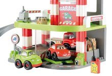 Stavebnice Abrick - Stavebnica rýchle autá - poschodová garáž Abrick Écoiffier s 3 autíčkami od 18 mes_5